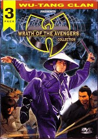 WU-TANG CLAN PRESENTS: WRATH OF THE AVENGERS COLLECTION Gravedigger
